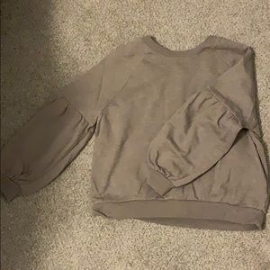 Aerie Balloon Sleeve Sweatshirt